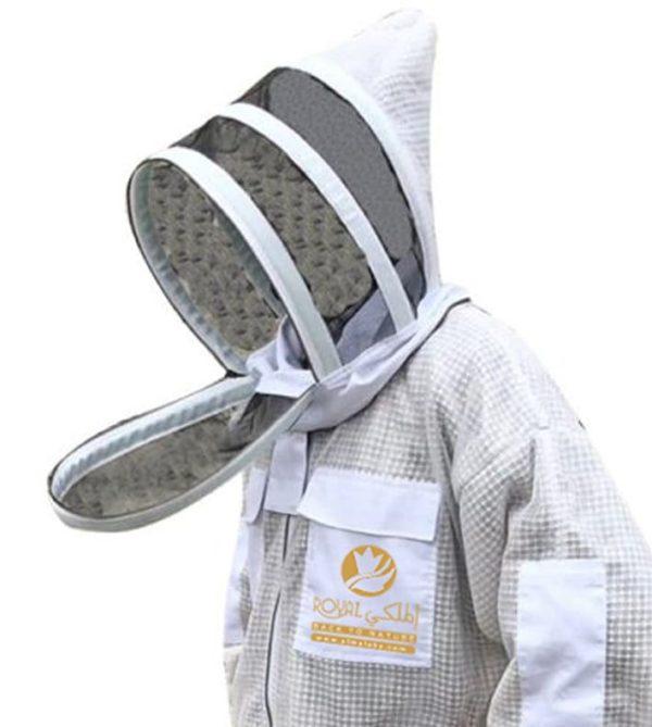 Three Layers Mesh Ultra Beekeeping Suit