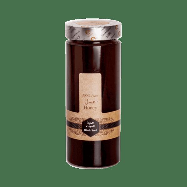 Black Seed Honey Bottle 800g