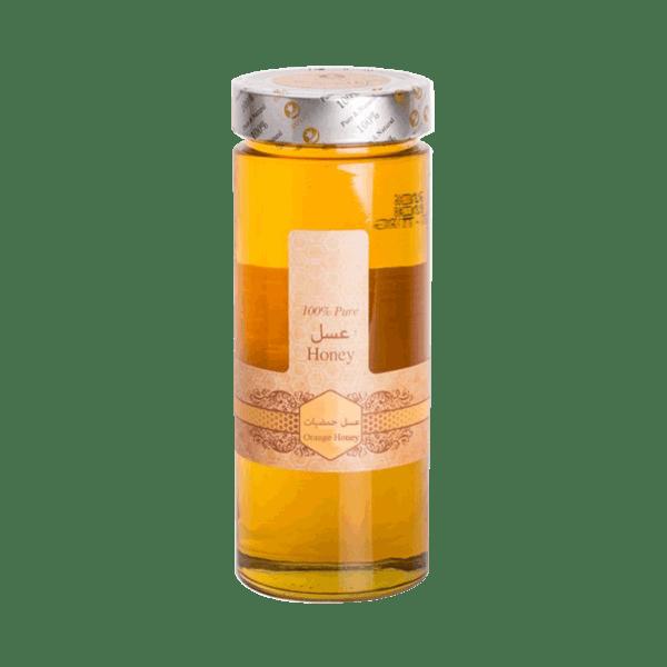 Orange Honey Bottle 800g