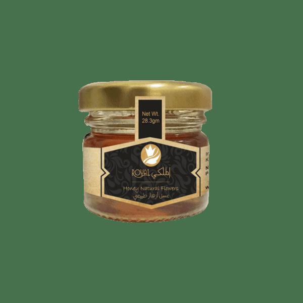 Pure Flower Honey Bottle 28g