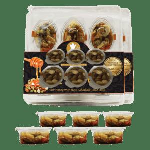 Royal Honey with fresh nuts Tray