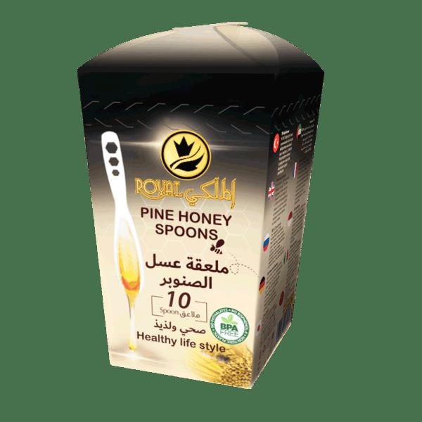 Pine Honey Spoon 10 pieces
