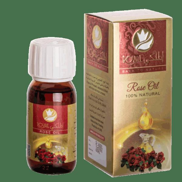 Natural Rose Oil Bottle 60ml