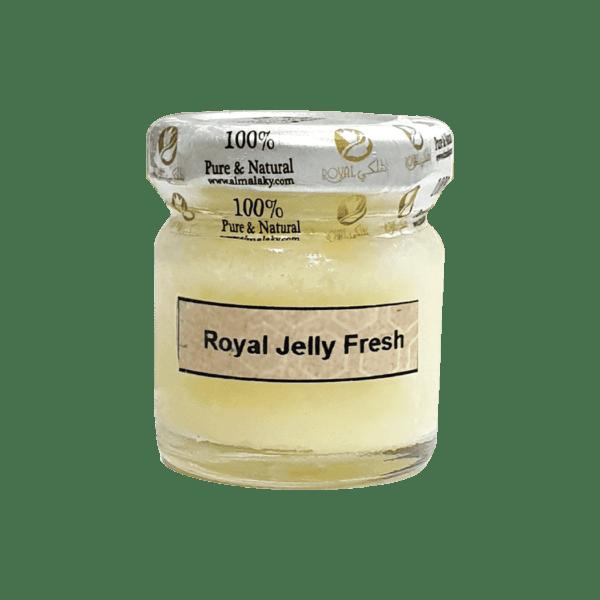 Fresh Royal Jelly Bottle 50g