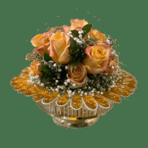 Rose & Honey Floral