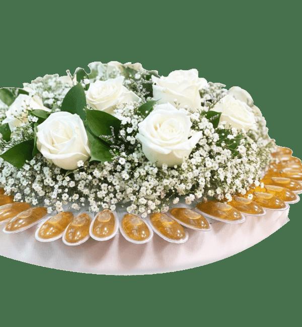 White Flower & Honey spoon