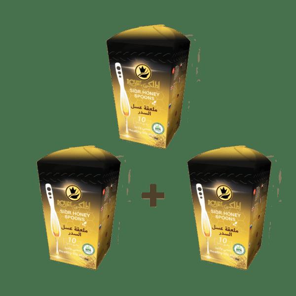 Sidr Honey 3 Combo