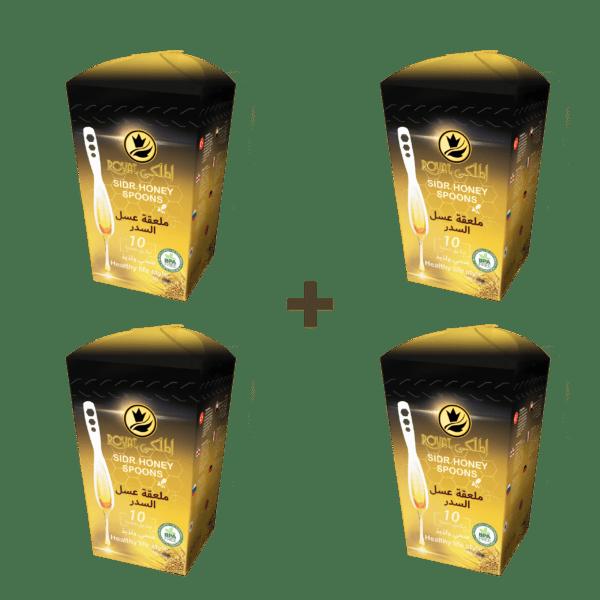 Sidr Honey 4 Box