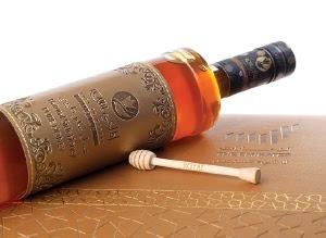Leather Box Emirati Honey