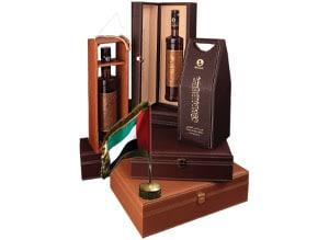 VIP royal suitcase for emirates honey